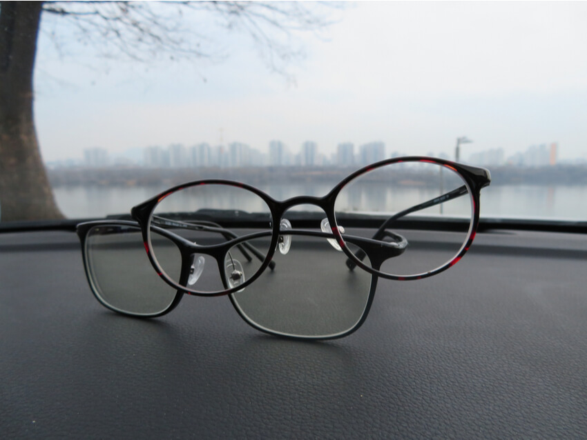 2 Pairs of Glasses