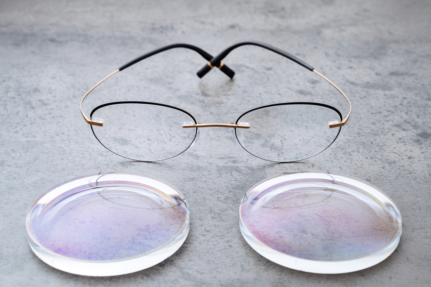 Introducing Our New Glasses Lens Replacement Service